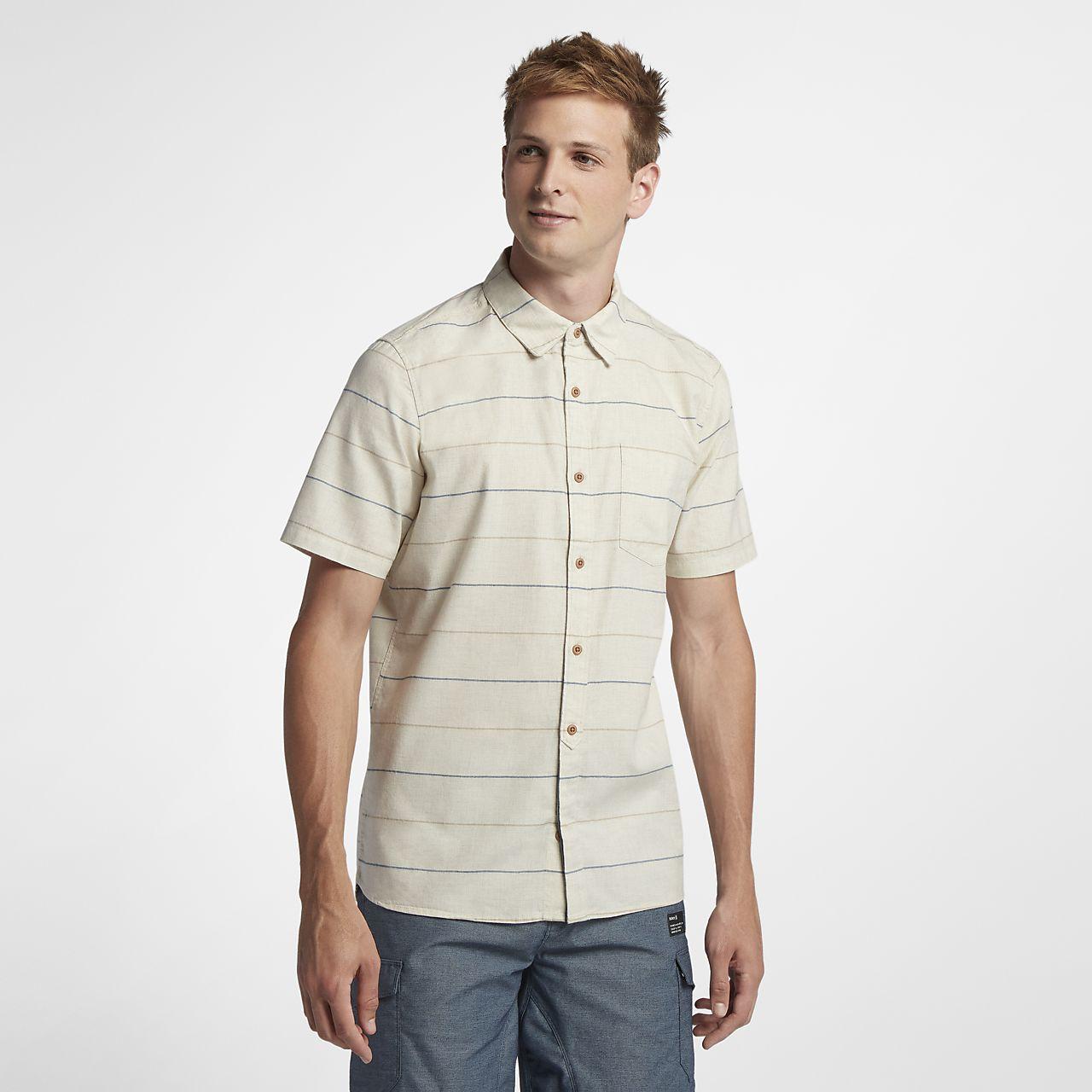 Hurley Clifton Men's Short Sleeve Shirt