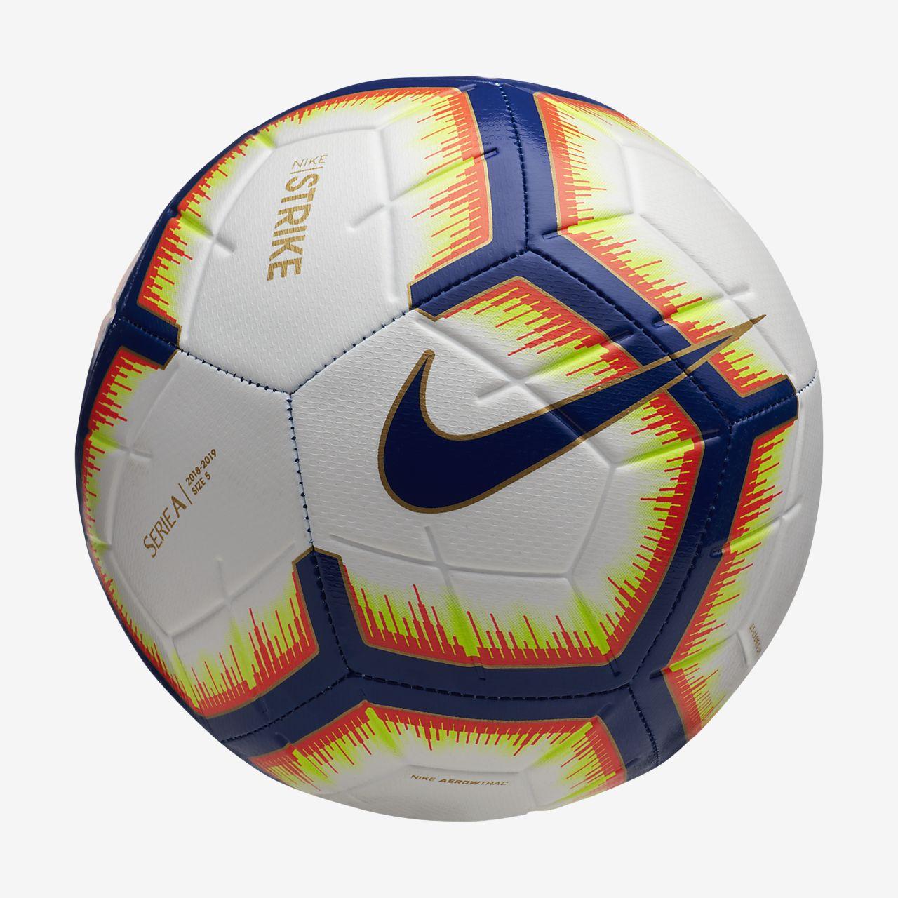 Футбольный мяч Serie A Strike