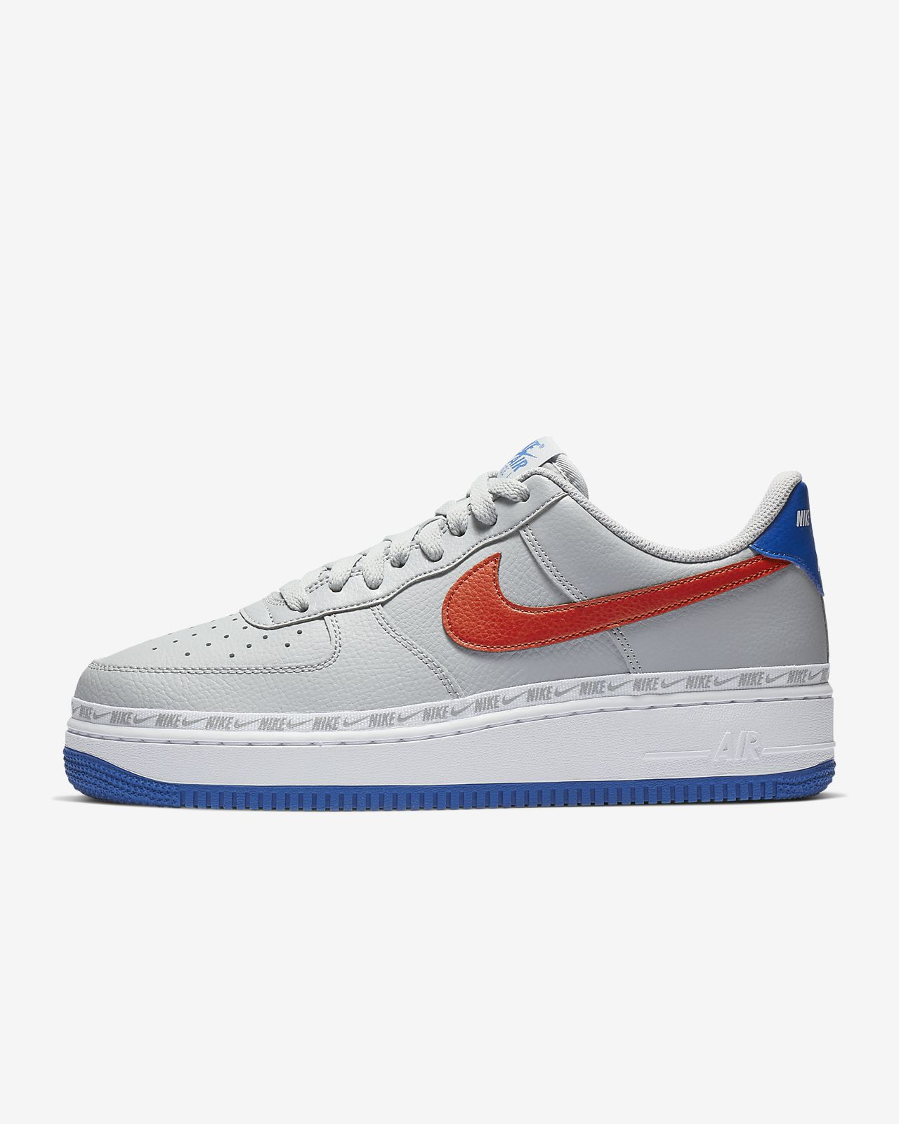 91ecfc17240 Chaussure Nike Air Force 1  07 LV8 pour Homme. Nike.com FR