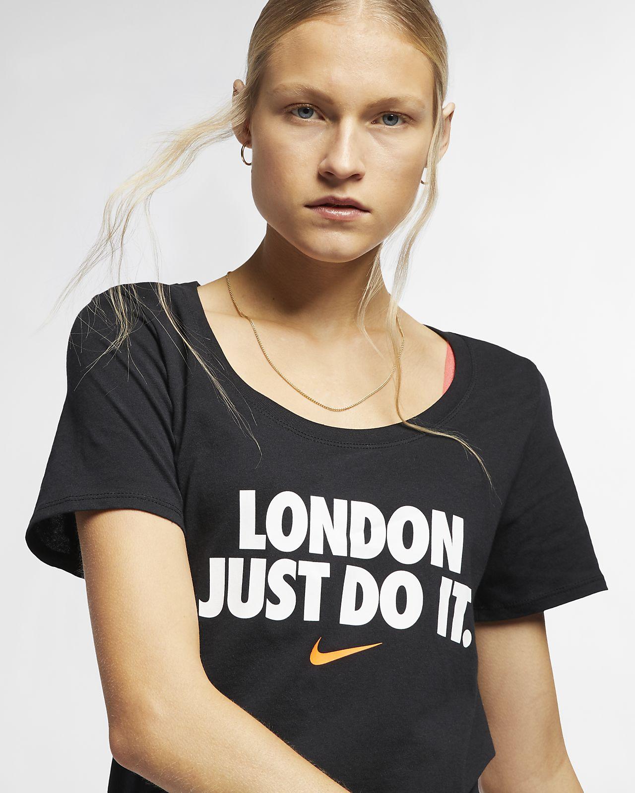 T-shirt damski JDI Nike Sportswear (London)