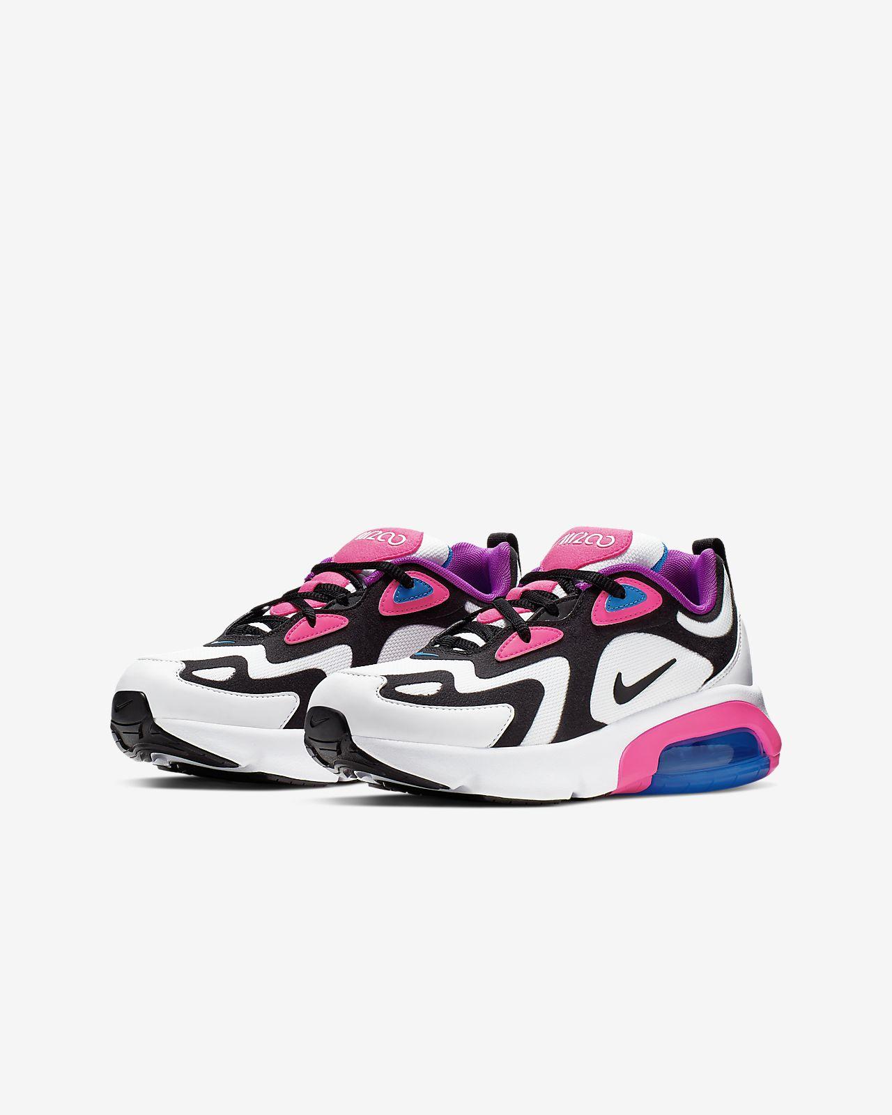 zapatillas nike air max 200 niño