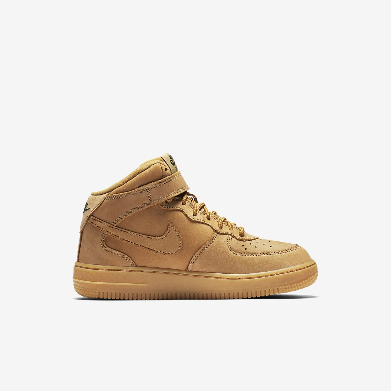 ... Nike Air Force 1 Mid WB Younger Kids' Shoe