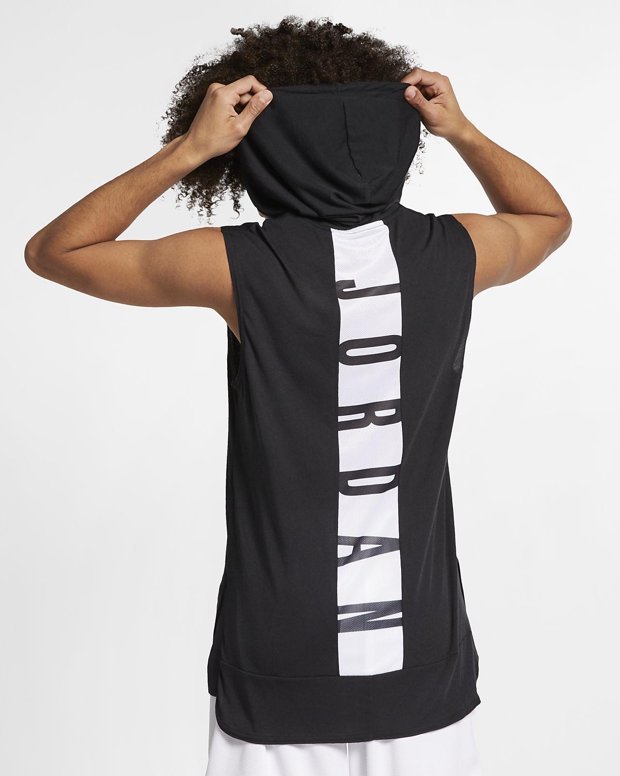 check out 12d4f a2dcb ... Jordan Dri-FIT 23 Alpha Men s Sleeveless Training Hoodie