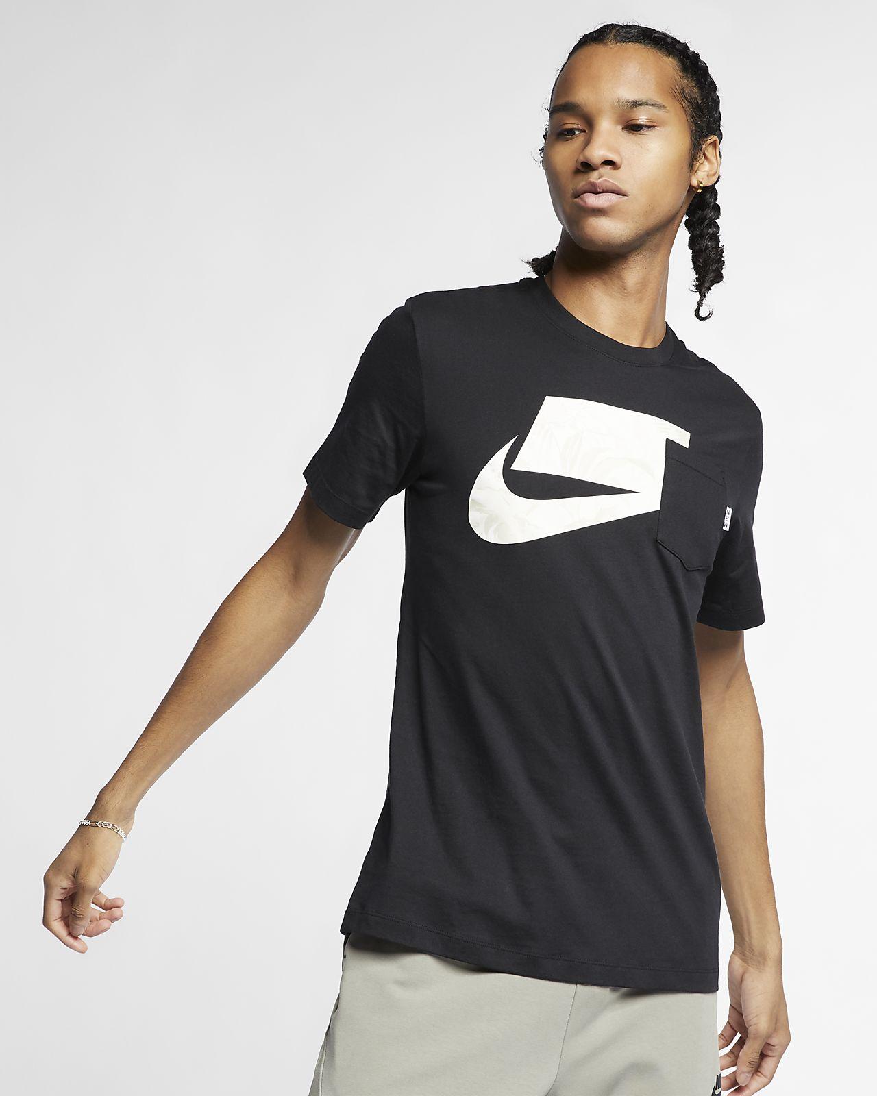 95118306 Nike Sportswear NSW Men's T-Shirt. Nike.com ID