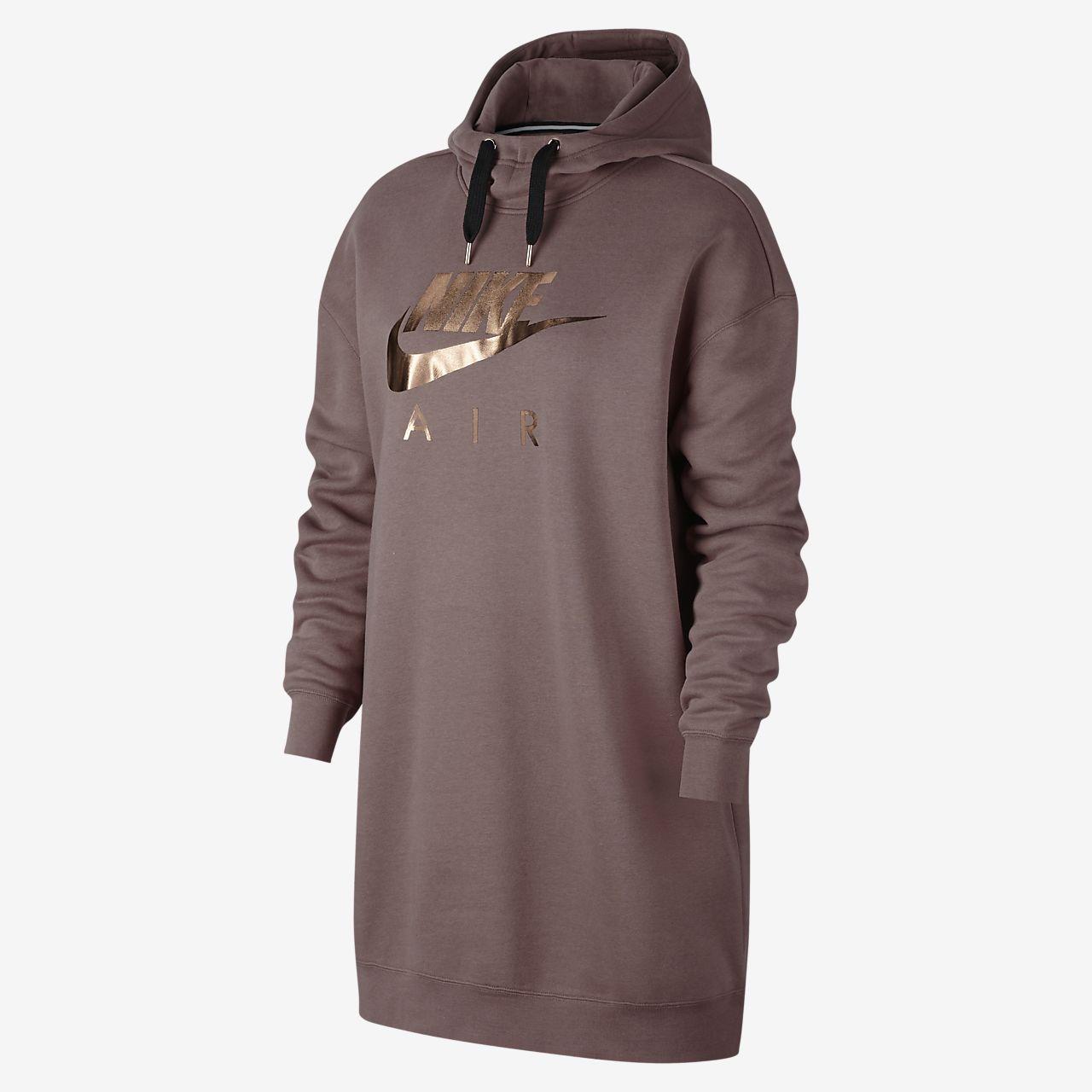 5b133de65d Sweat à capuche métallisé Nike Sportswear pour Femme. Nike.com CH