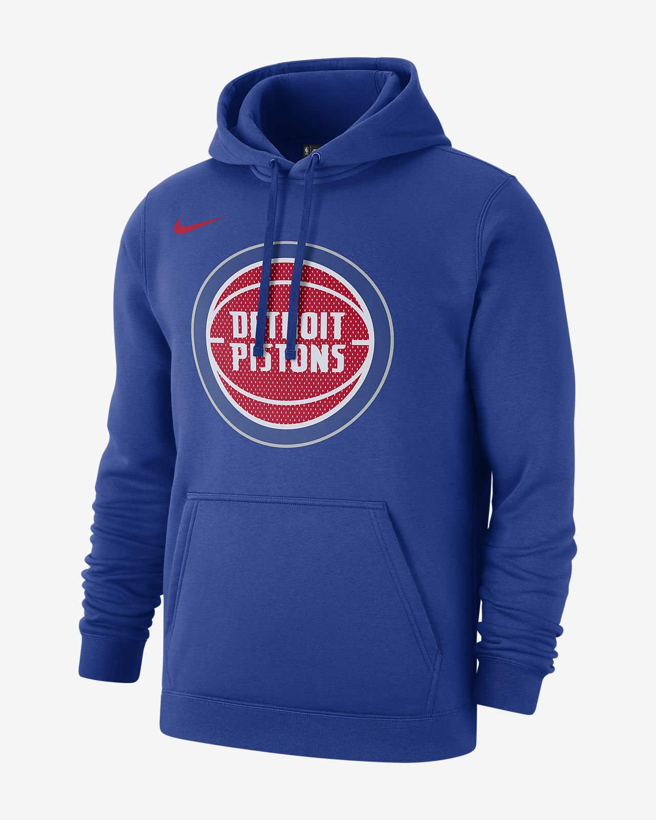 Detroit Pistons Nike Men's NBA Hoodie