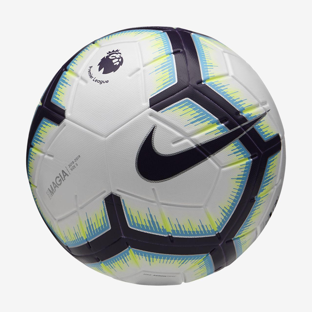 Bola de futebol Premier League Magia. Nike.com PT ddc33d7f9e3c7