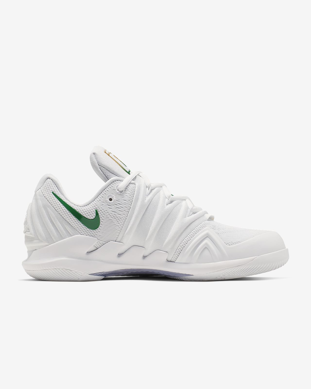 08877a52 NikeCourt Air Zoom Vapor X Kyrie 5 Men's Hard Court Tennis Shoe