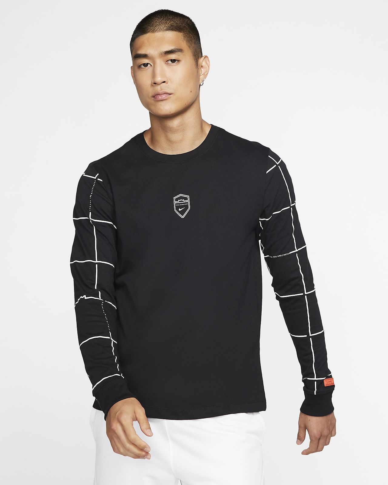 T-shirt da basket Nike Dri-FIT LeBron - Uomo