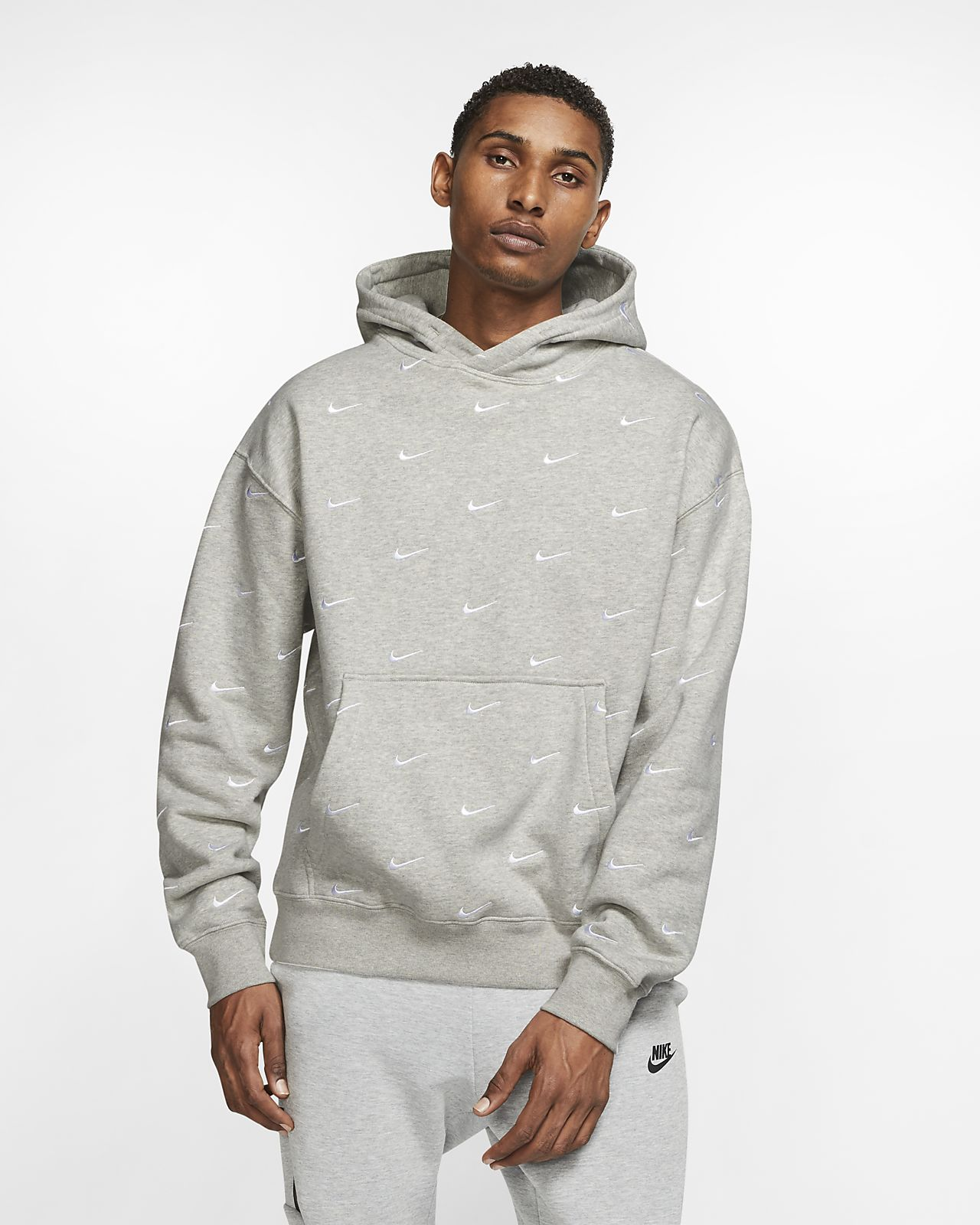 special for shoe really comfortable more photos Nike Men's Swoosh Logo Hoodie. Nike PT