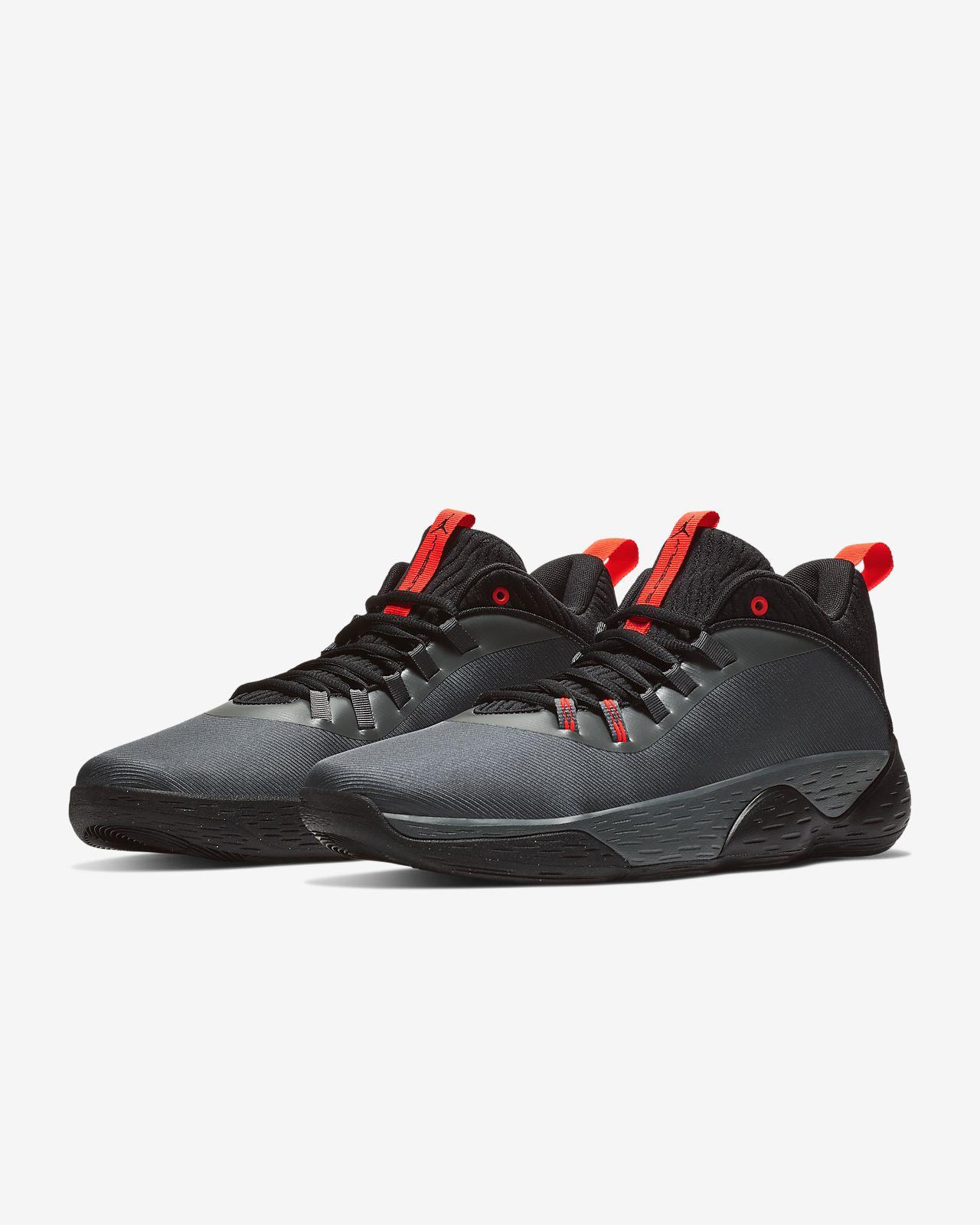 newest 9dcbc a791e Fly MVP Low pour Homme Chaussure de basketball Jordan Super.Fly MVP Low pour  Homme