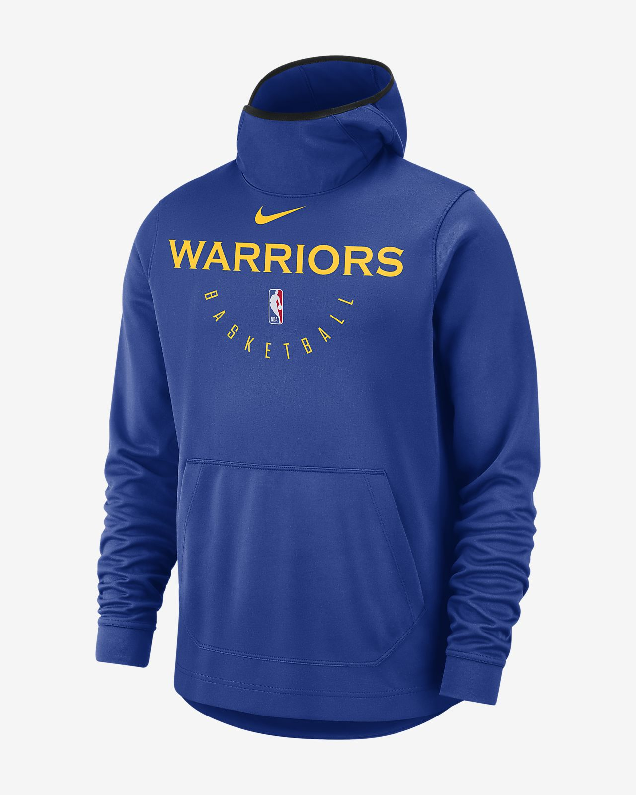 7aa4c3227f4 Golden State Warriors Nike Spotlight Men s NBA Hoodie. Nike.com IN