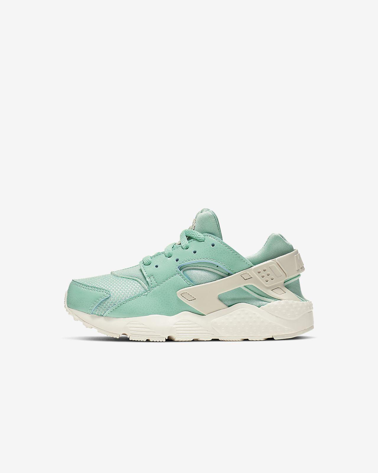 Nike Huarache Run Sparkle Little Kids' Shoe