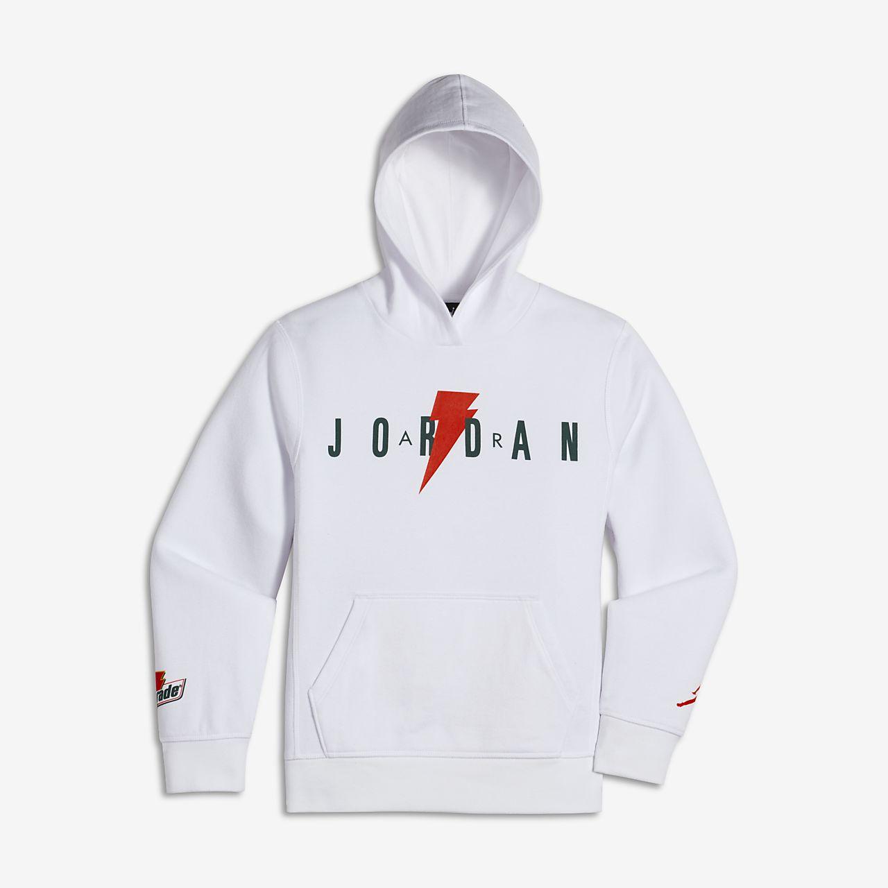 Jordan Like Mike Older Kids Boys Hoodie Nikecom Gb