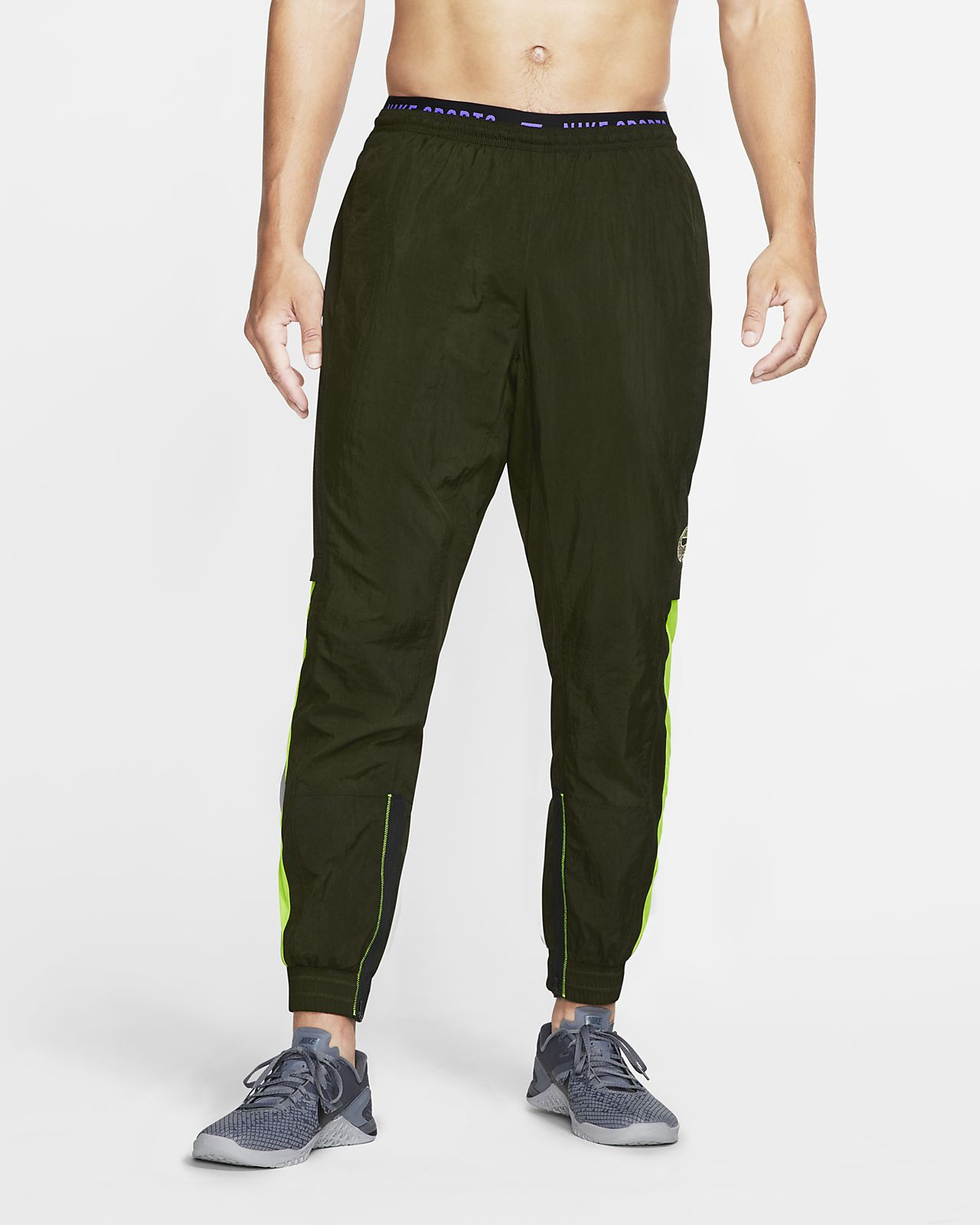 Nike Dri-FIT Flex Erkek Antrenman Eşofman Altı