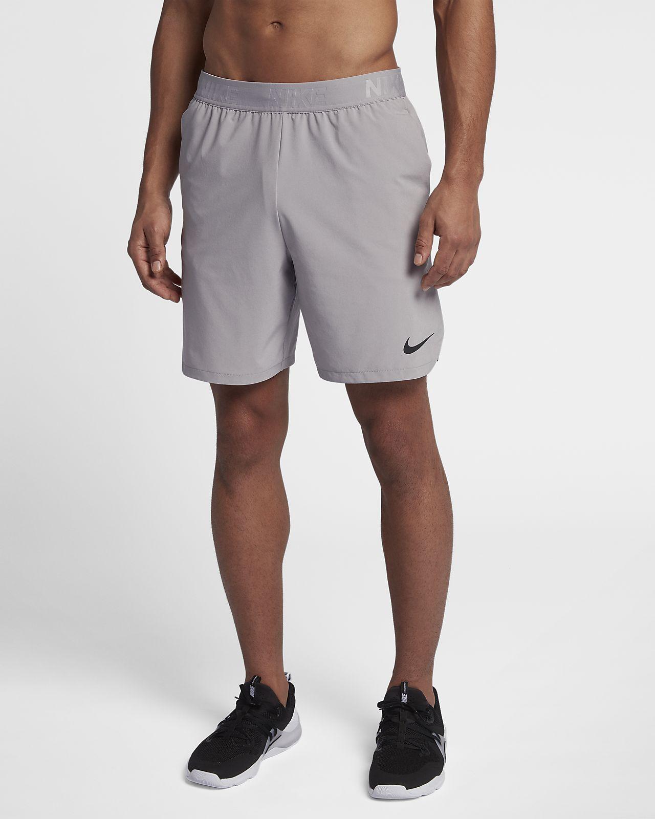 6163bfea9 Nike Flex Pantalón corto de entrenamiento de 20,5 cm - Hombre