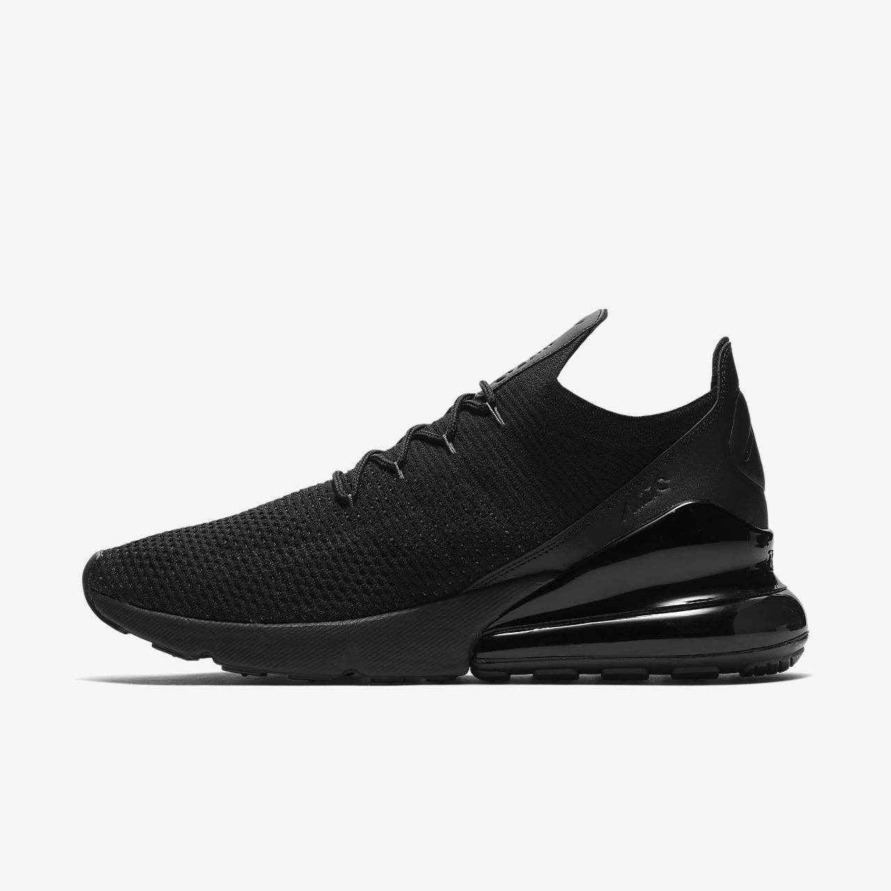 nike air max 270 flyknit homme marron