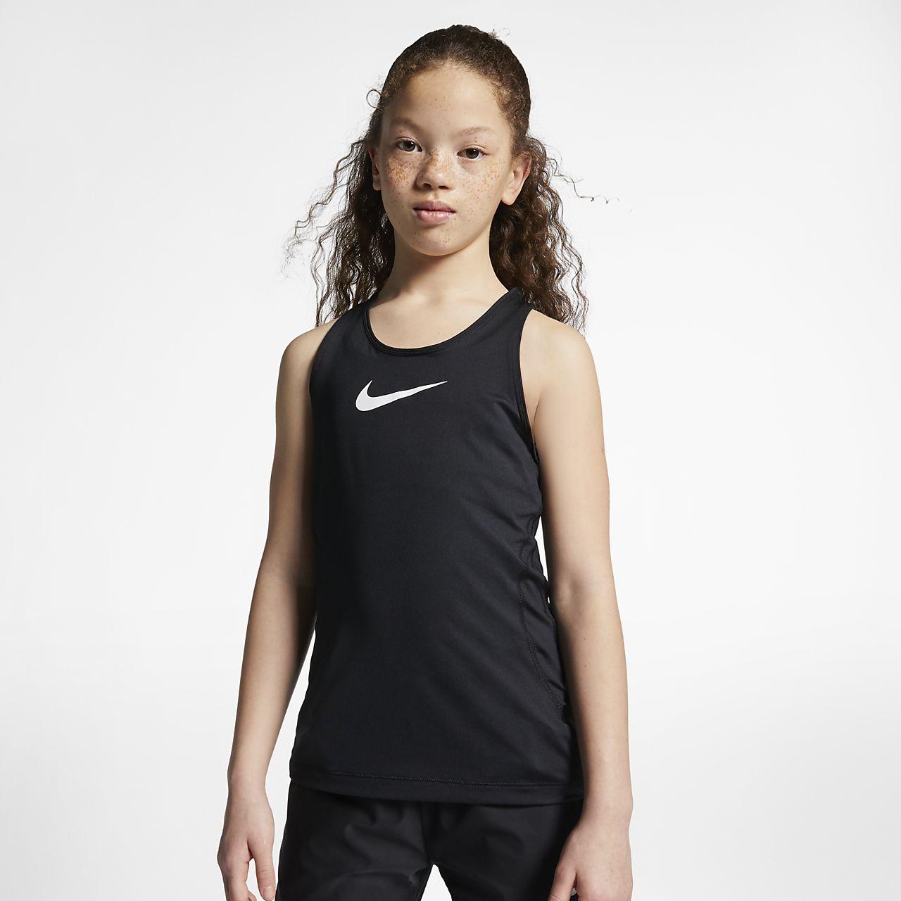 Débardeur Nike Pro pour Fille plus âgée