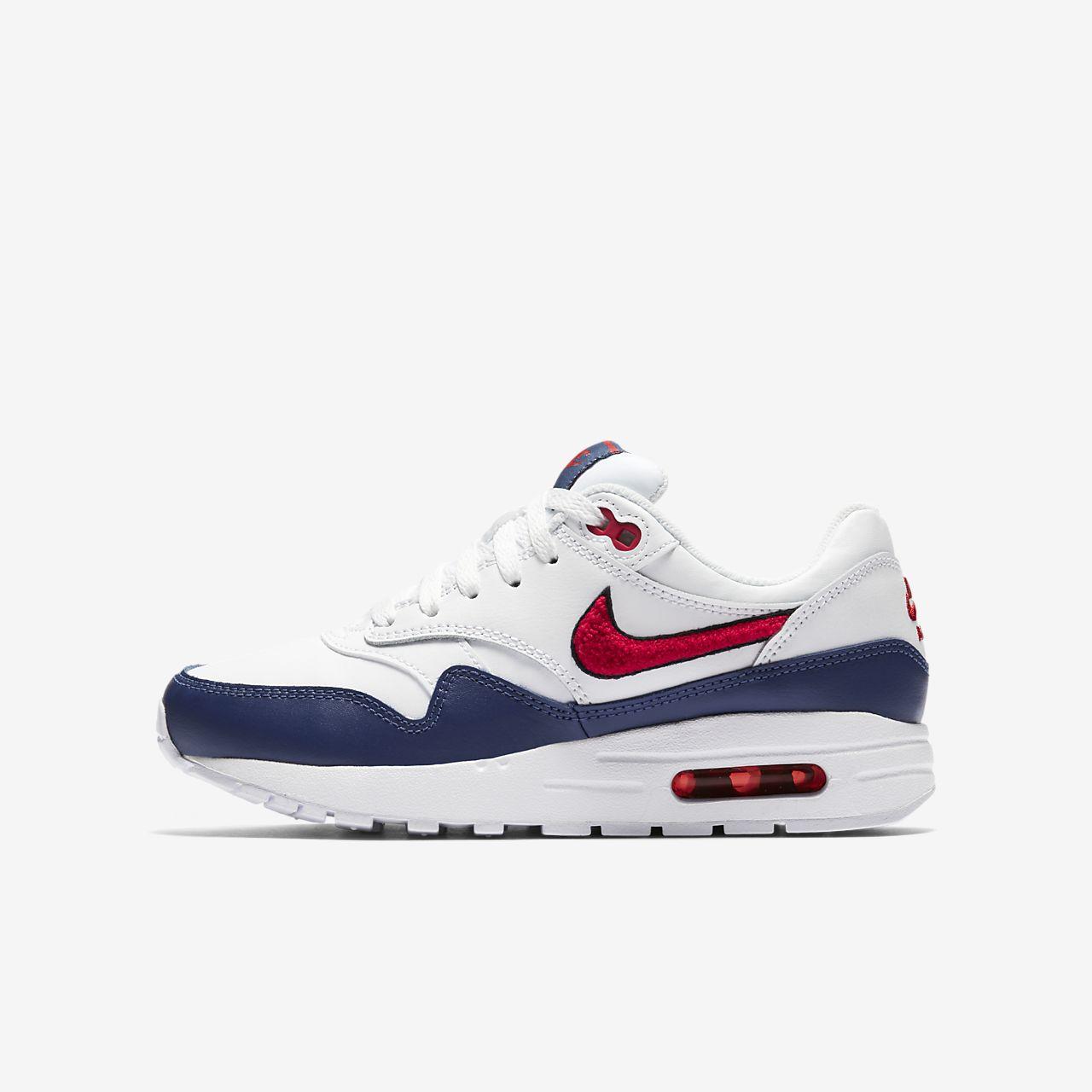 competitive price 471f4 1f0c1 ... Nike Air Max 1 SE-sko til store børn