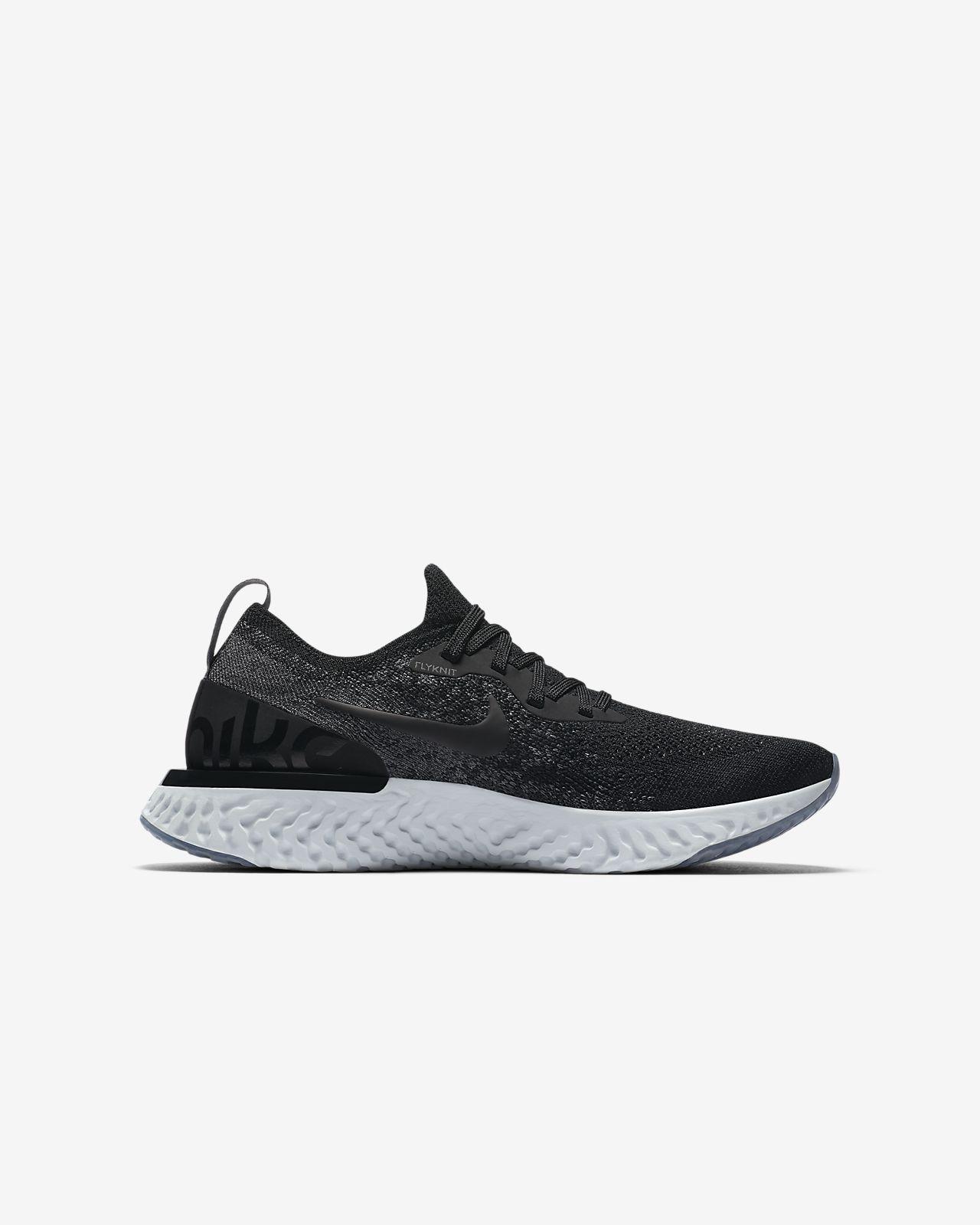 Zapatos grises Nike Racer infantiles talla 38 Q4WgT