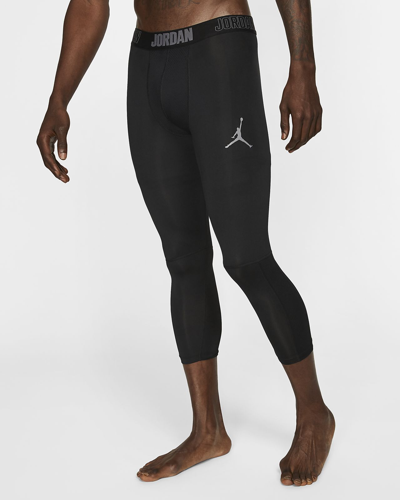 Collant de training 3/4 Jordan Dri-FIT 23 Alpha pour Homme