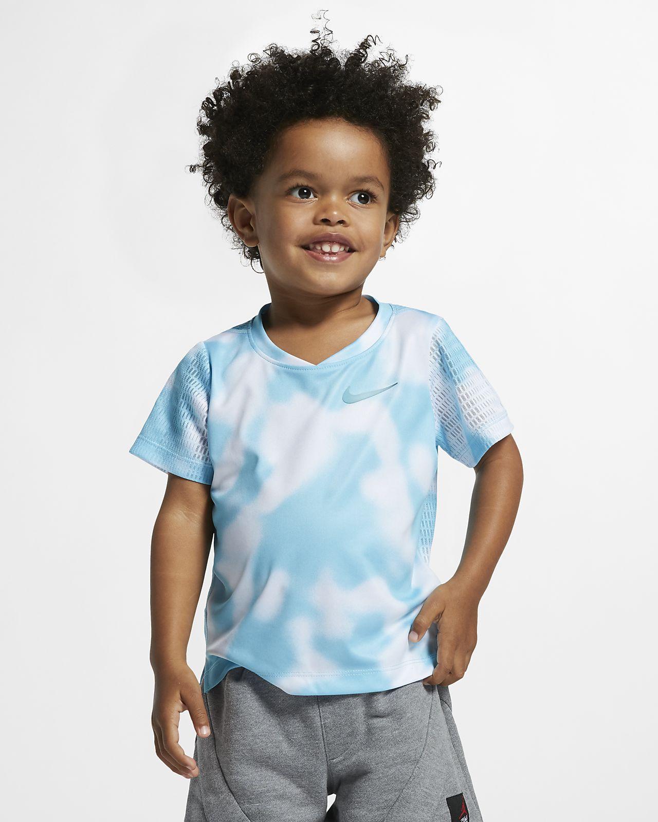 Μπλούζα Nike Instacool για νήπια