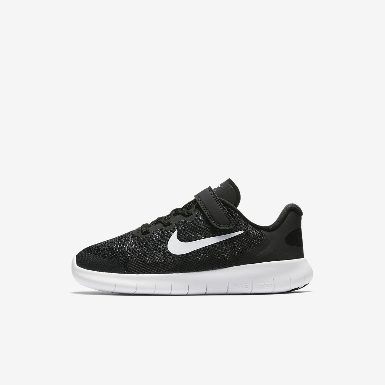 ... Nike Free RN 2017 Younger Kids' Running Shoe