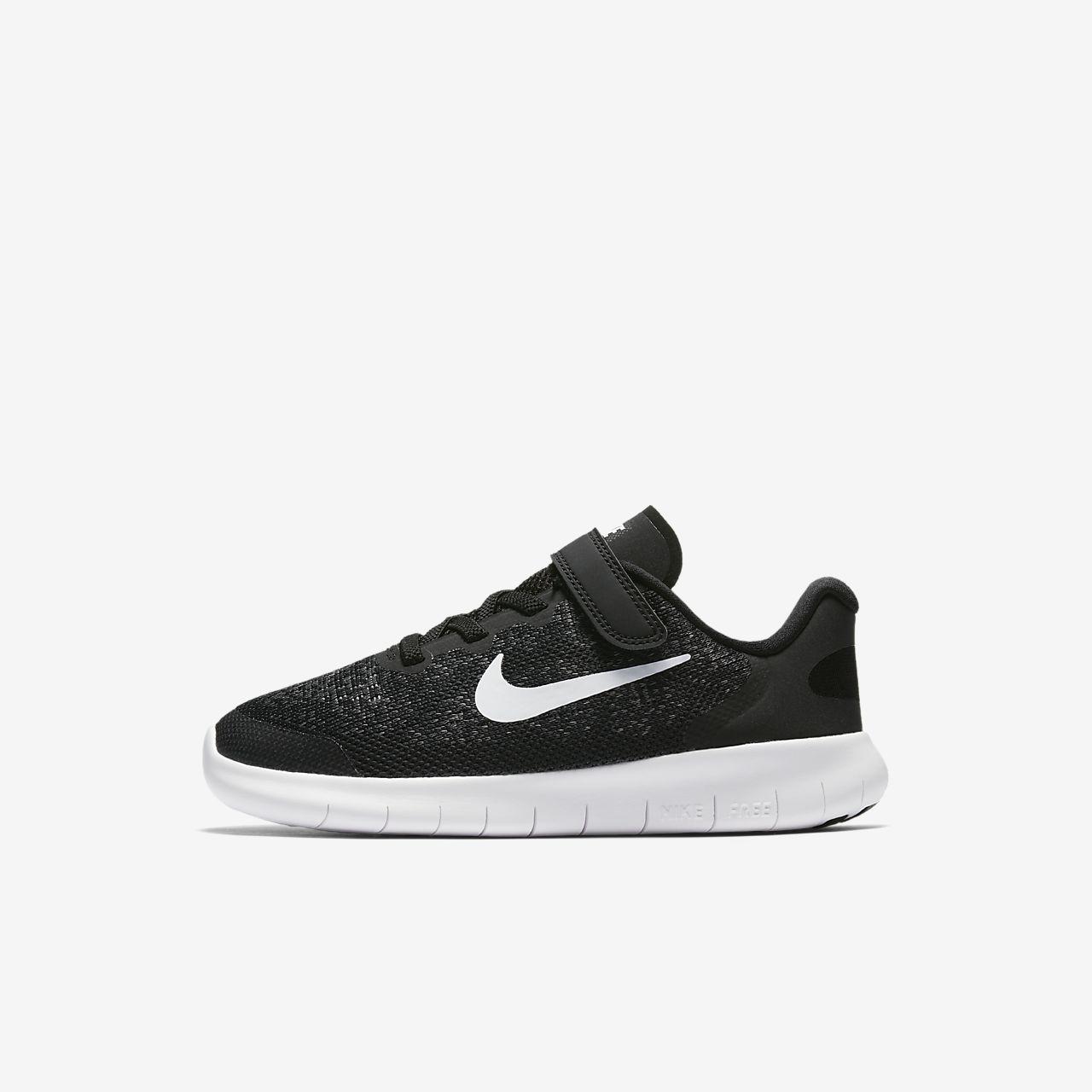 ... Nike Free RN 2017 Younger Kids' Running Shoe