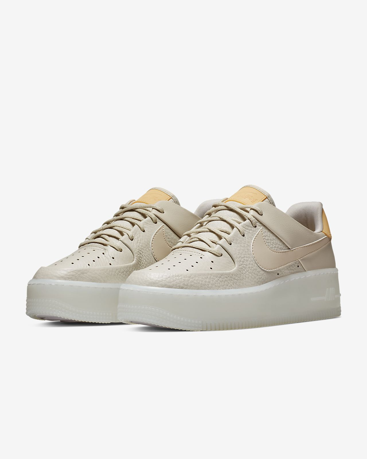 new product 9a78f abe4a ... Nike Air Force 1 Sage Low LX Women s Shoe