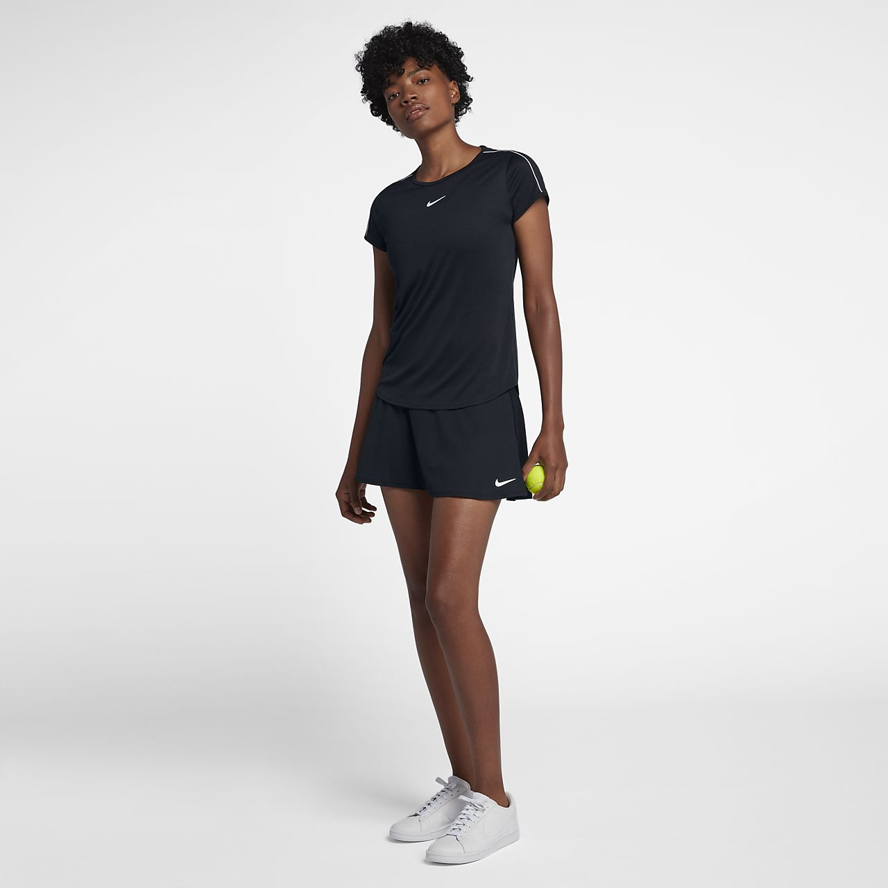 Tennis Da Nikecourt Fit Dri DonnaEso Top vNmwOy8n0