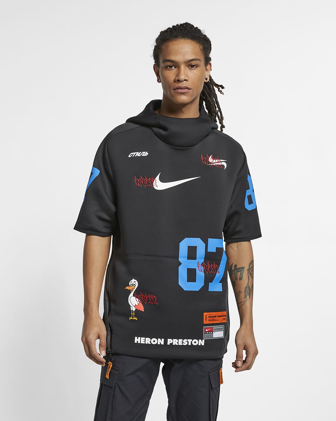 Nike x Heron Preston Men's Short-Sleeve Top