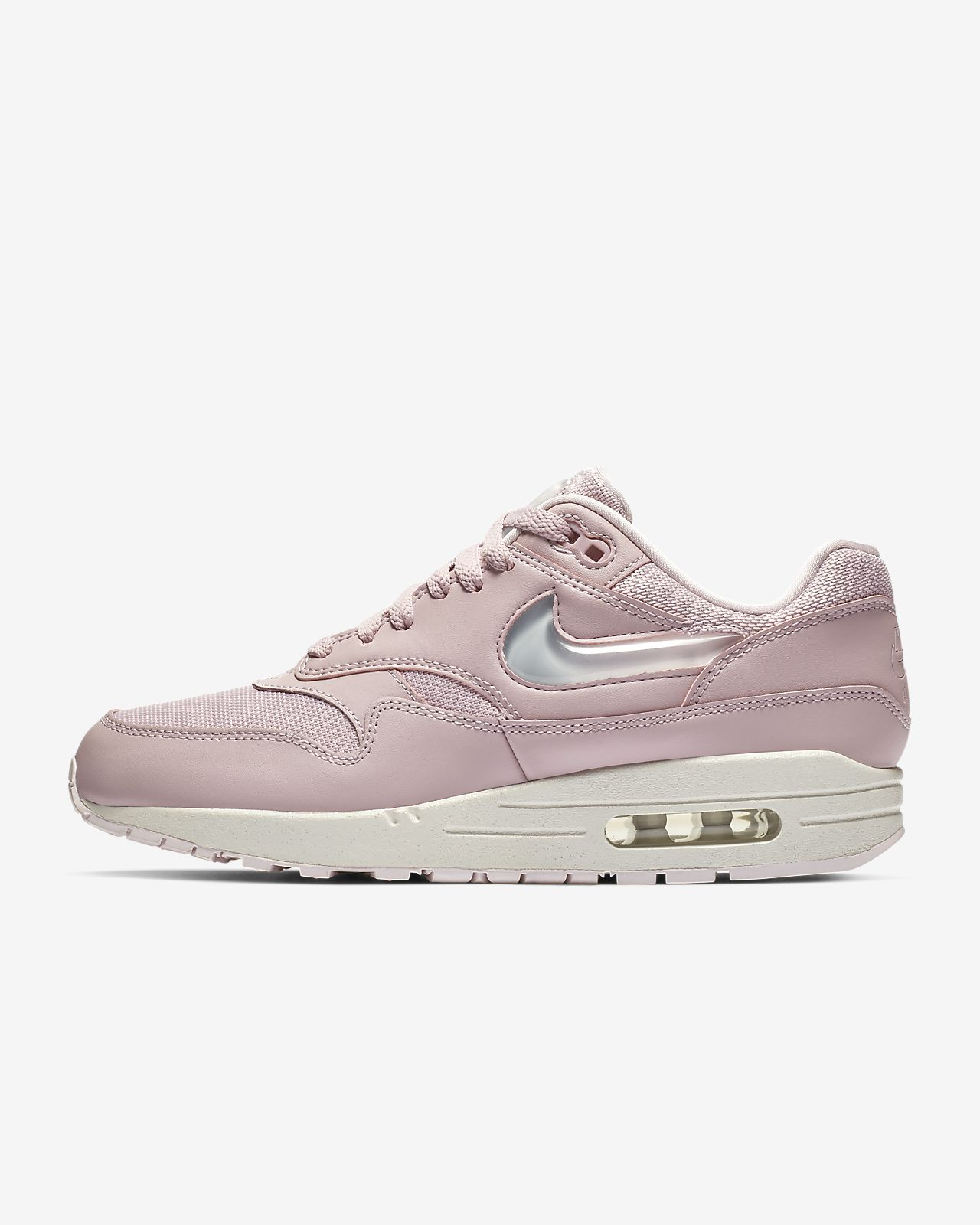 timeless design 29a69 725fa ... Nike Air Max 1 Premium Womens Shoe
