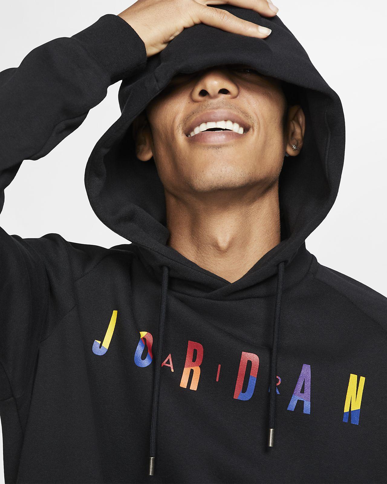 Nike Jordan DNA Hoodie Schwarz