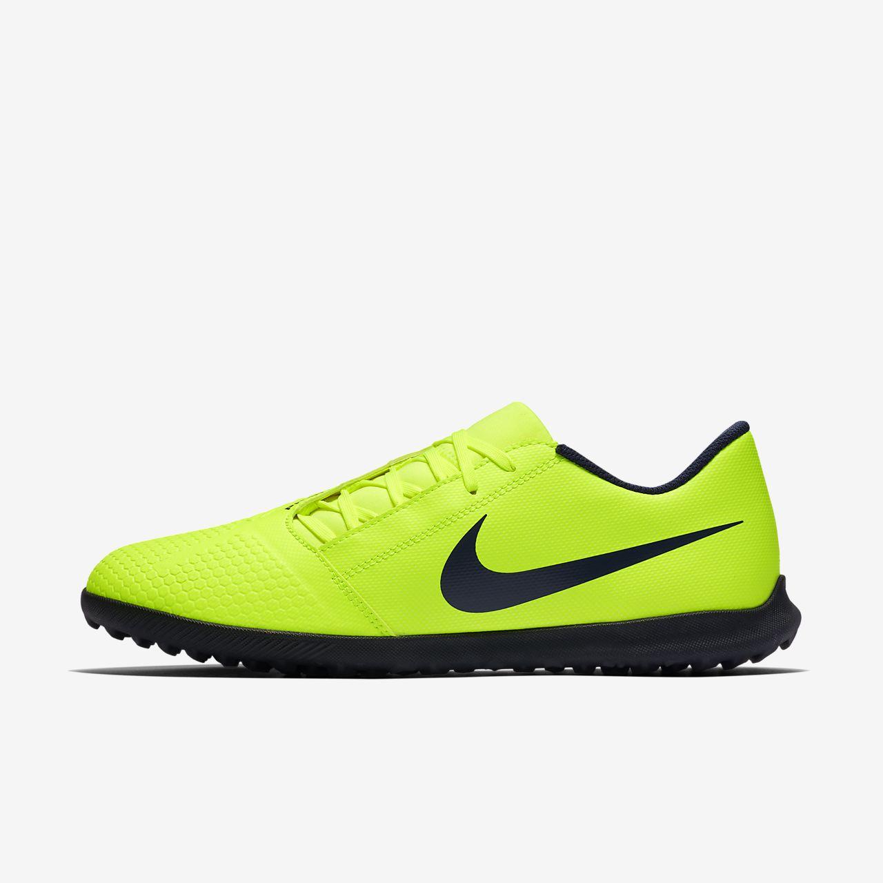 Fotbollssko för grus/turf Nike PhantomVNM Club TF