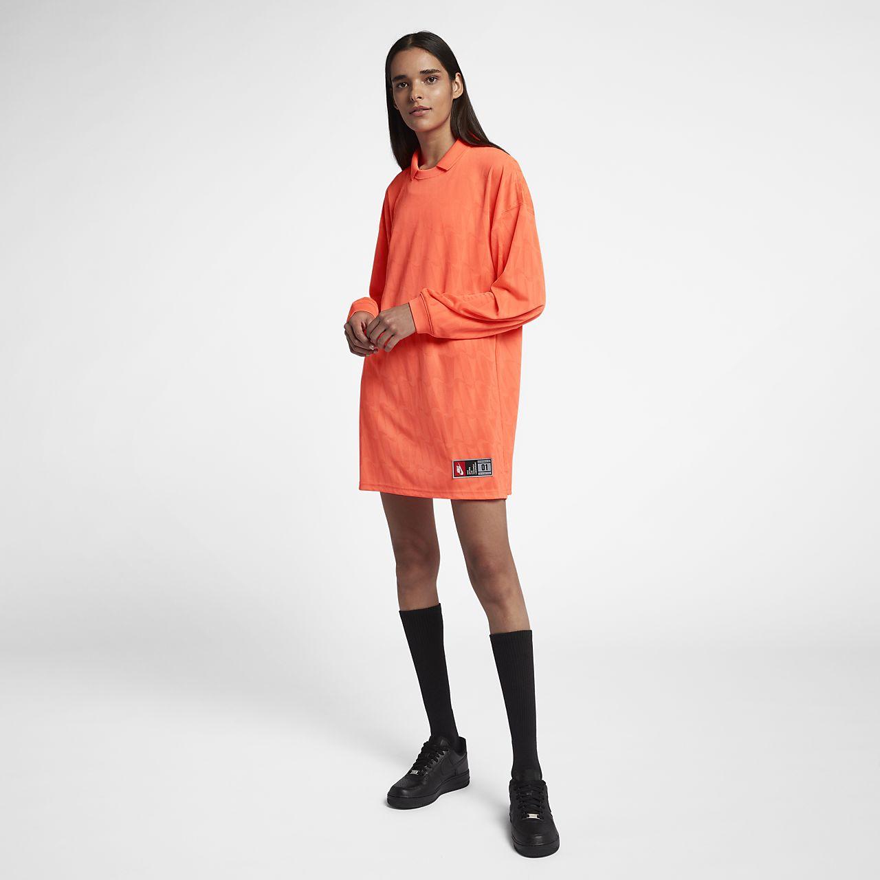 NikeLab-overdel med løstsiddende pasform til kvinder