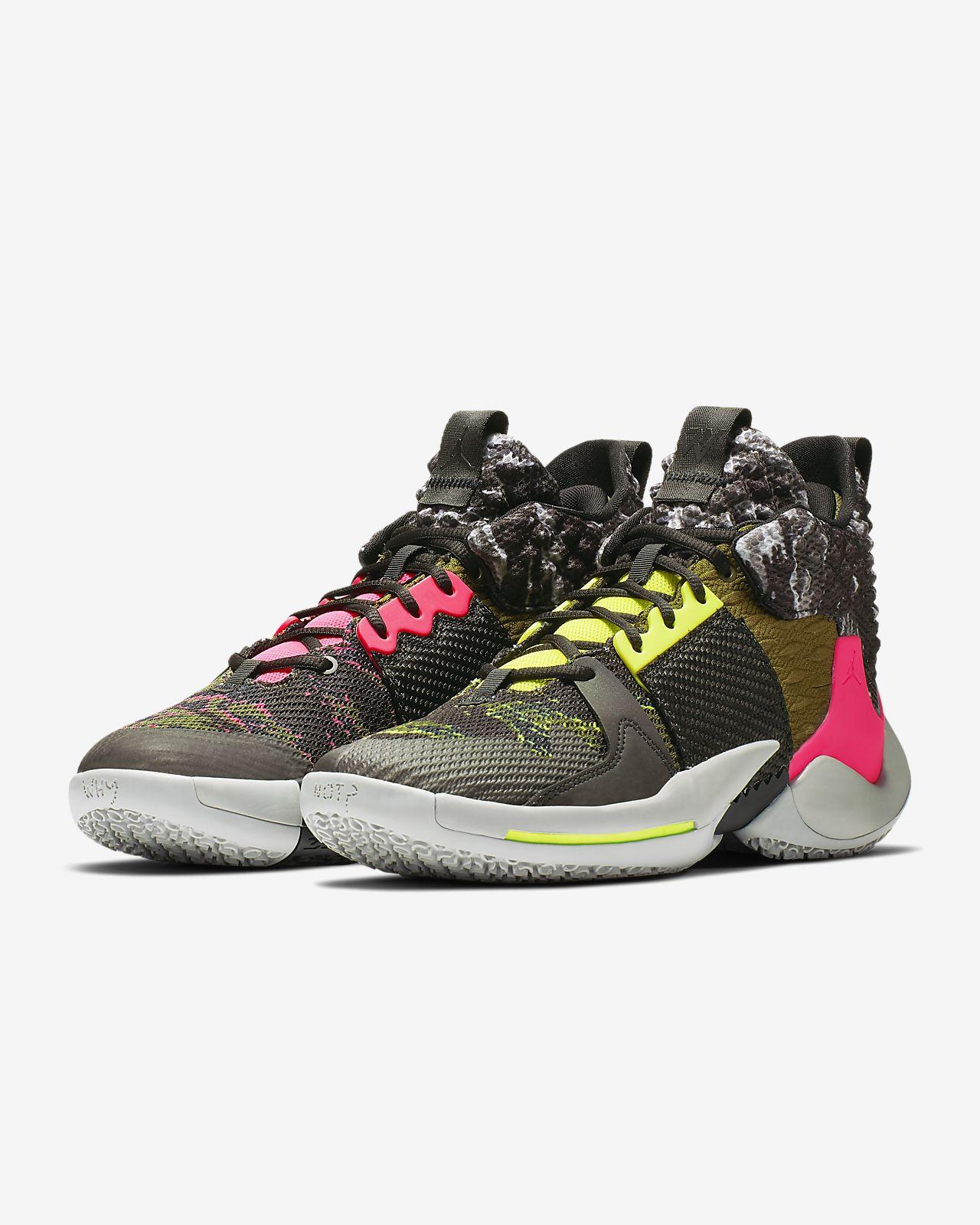 timeless design d2f37 cc269 Zer0.2 Basketbalschoen Jordan 'Why Not?' Zer0.2 Basketbalschoen