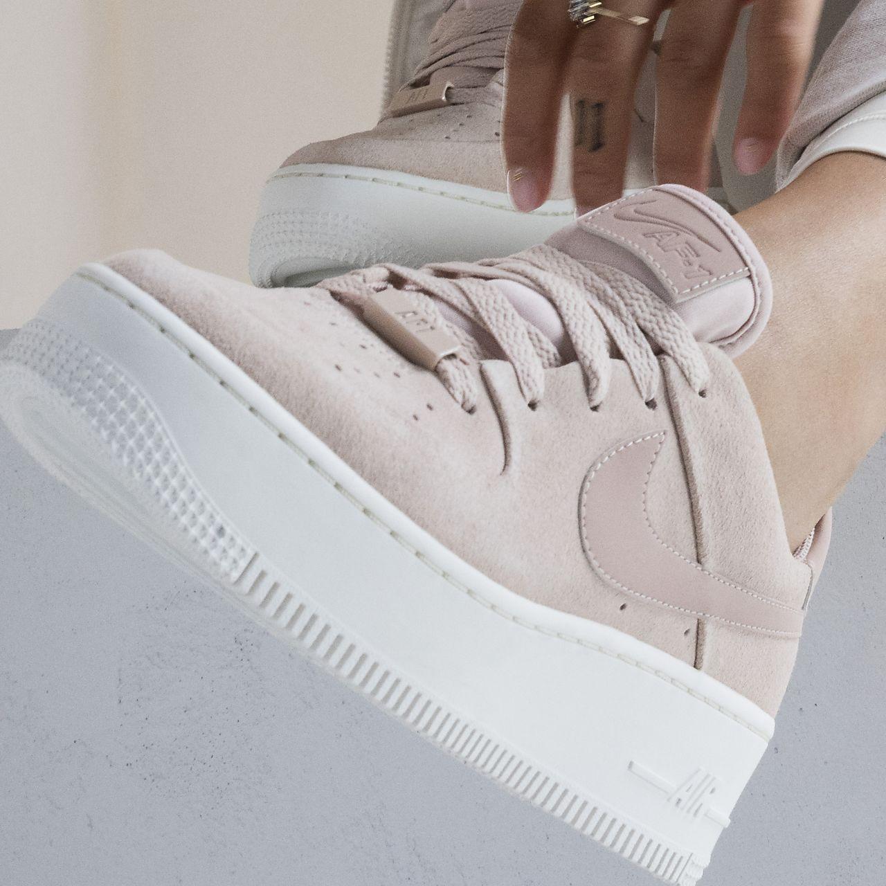 Nike Air Force 1 Low Rose   Footwear   Pinterest   Schuhe