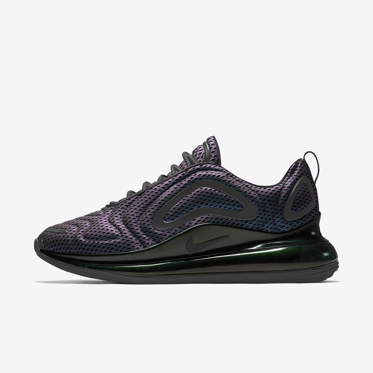 Chaussure lifestyle personnalisable Nike Air Max 720 By You pour Femme