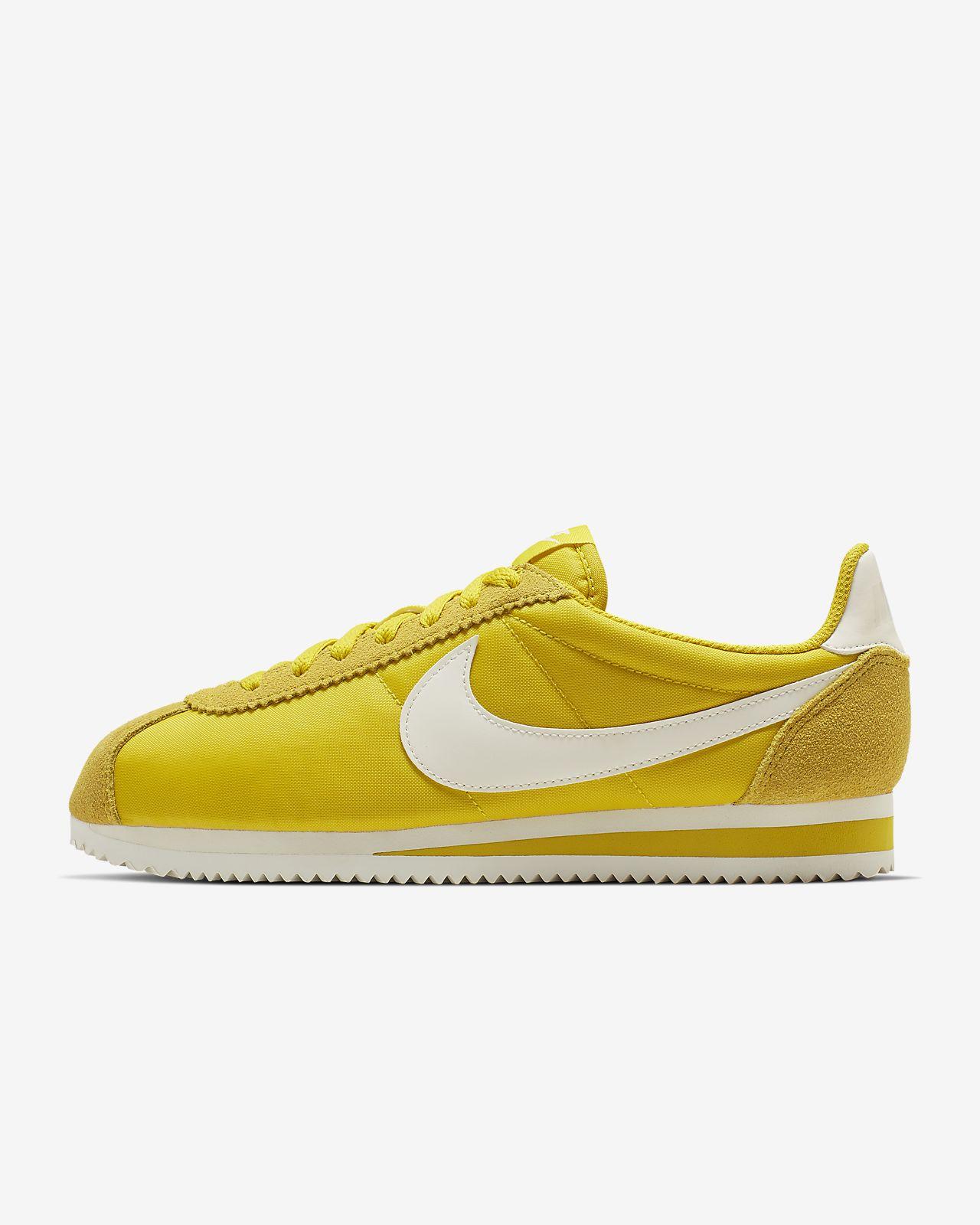 Nike Classic Cortez Nylon Kadın Ayakkabısı