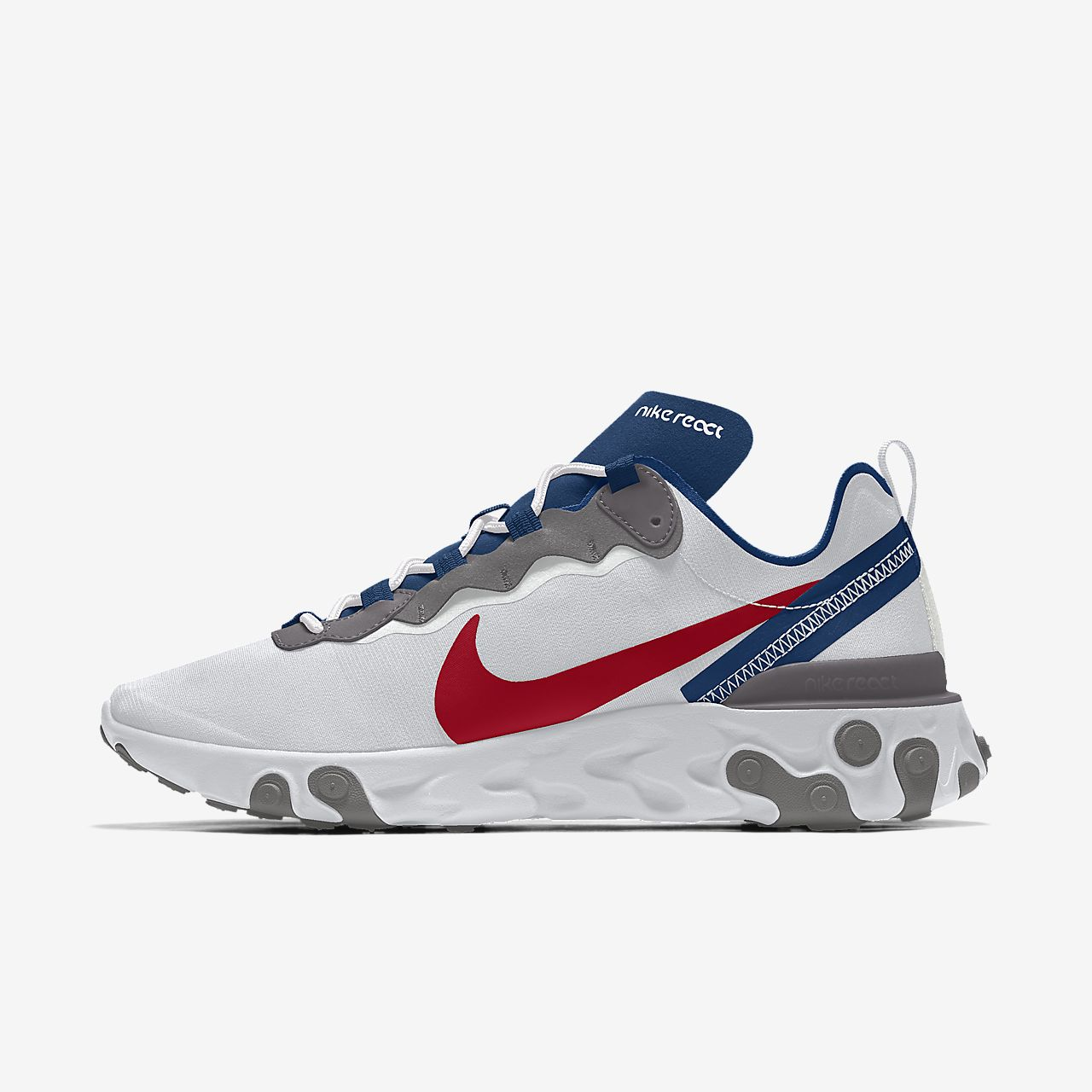 Nike React Element 55 By You Sabatilles personalitzables de lifestyle - Home