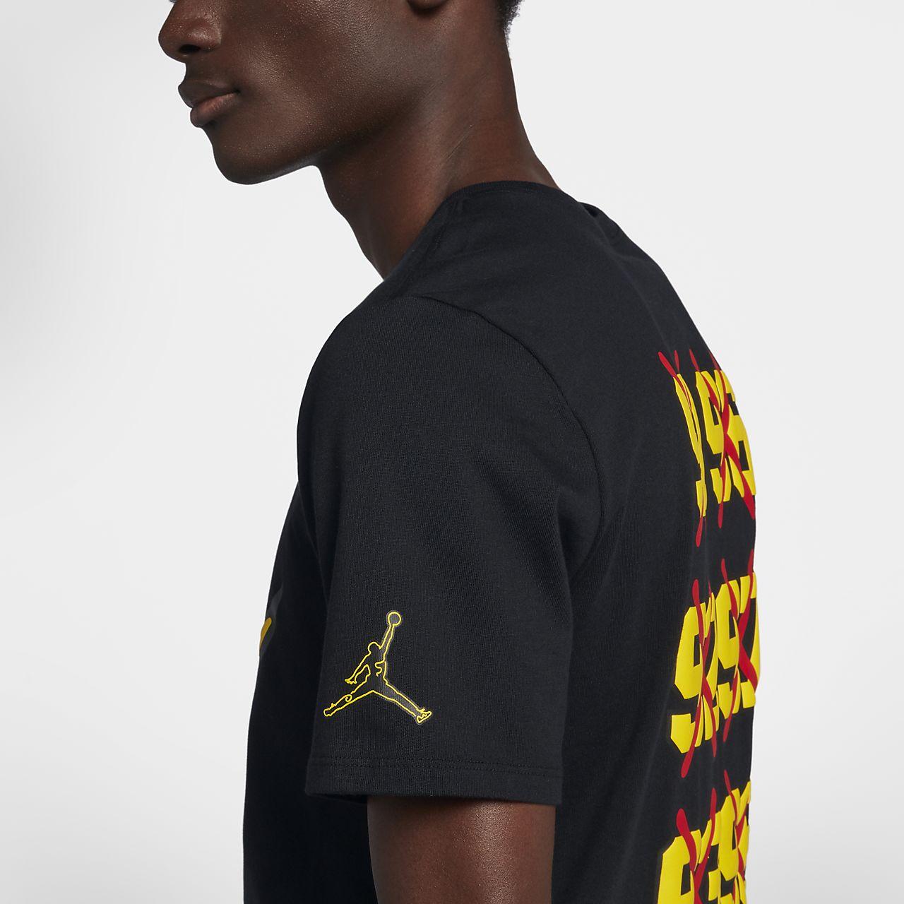 acheter en ligne 77063 35a20 Air Jordan Men's Hockey T-Shirt