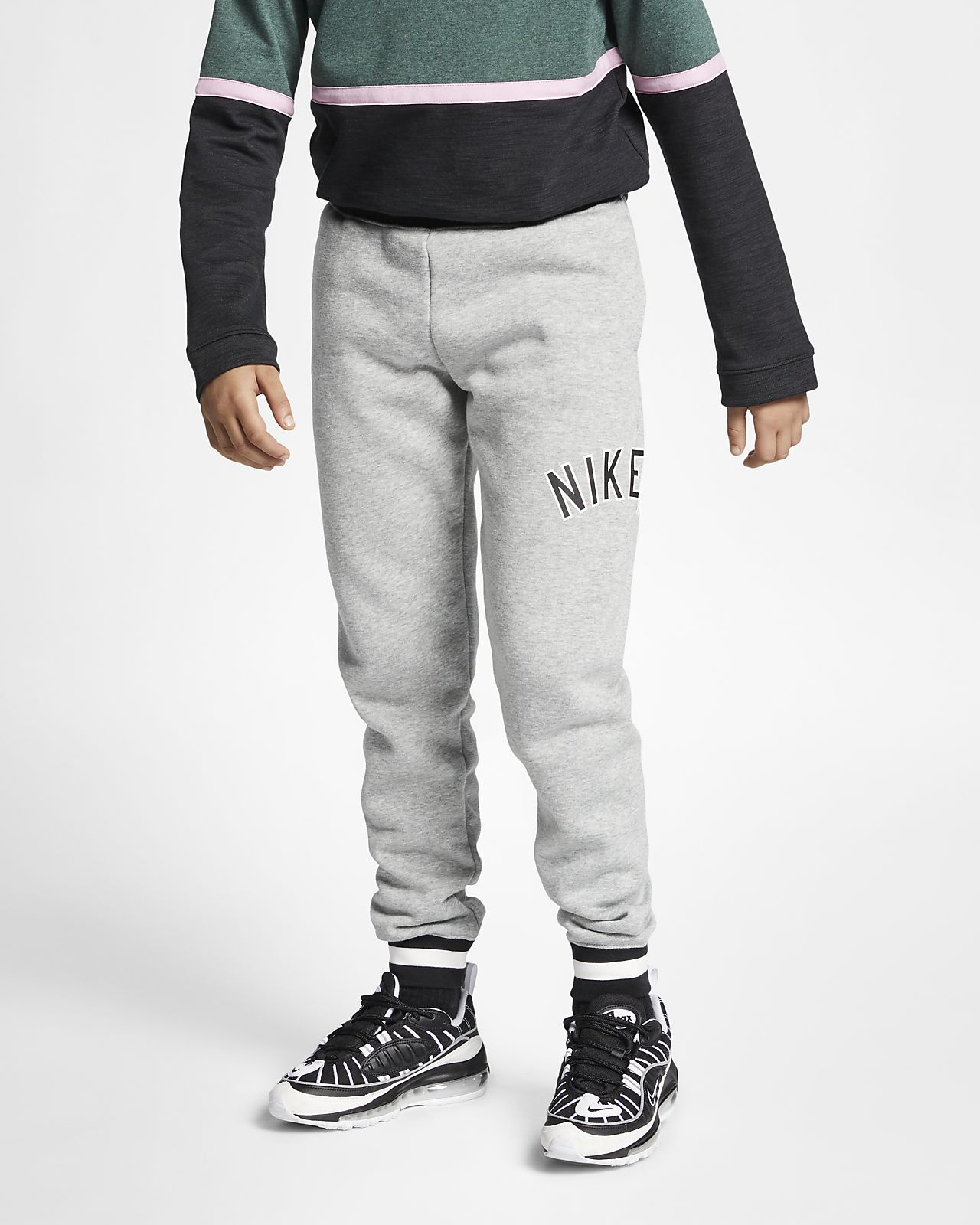 Nike Air Pantalons - Nen/a