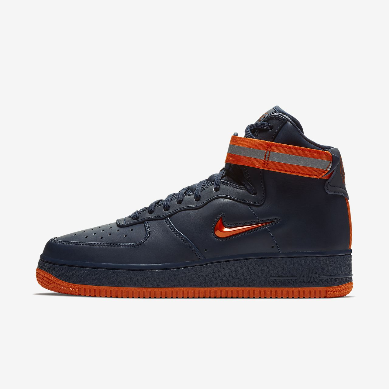 wholesale dealer c084e 9f965 Nike Air Force 1 High Premium Mens Shoe ...