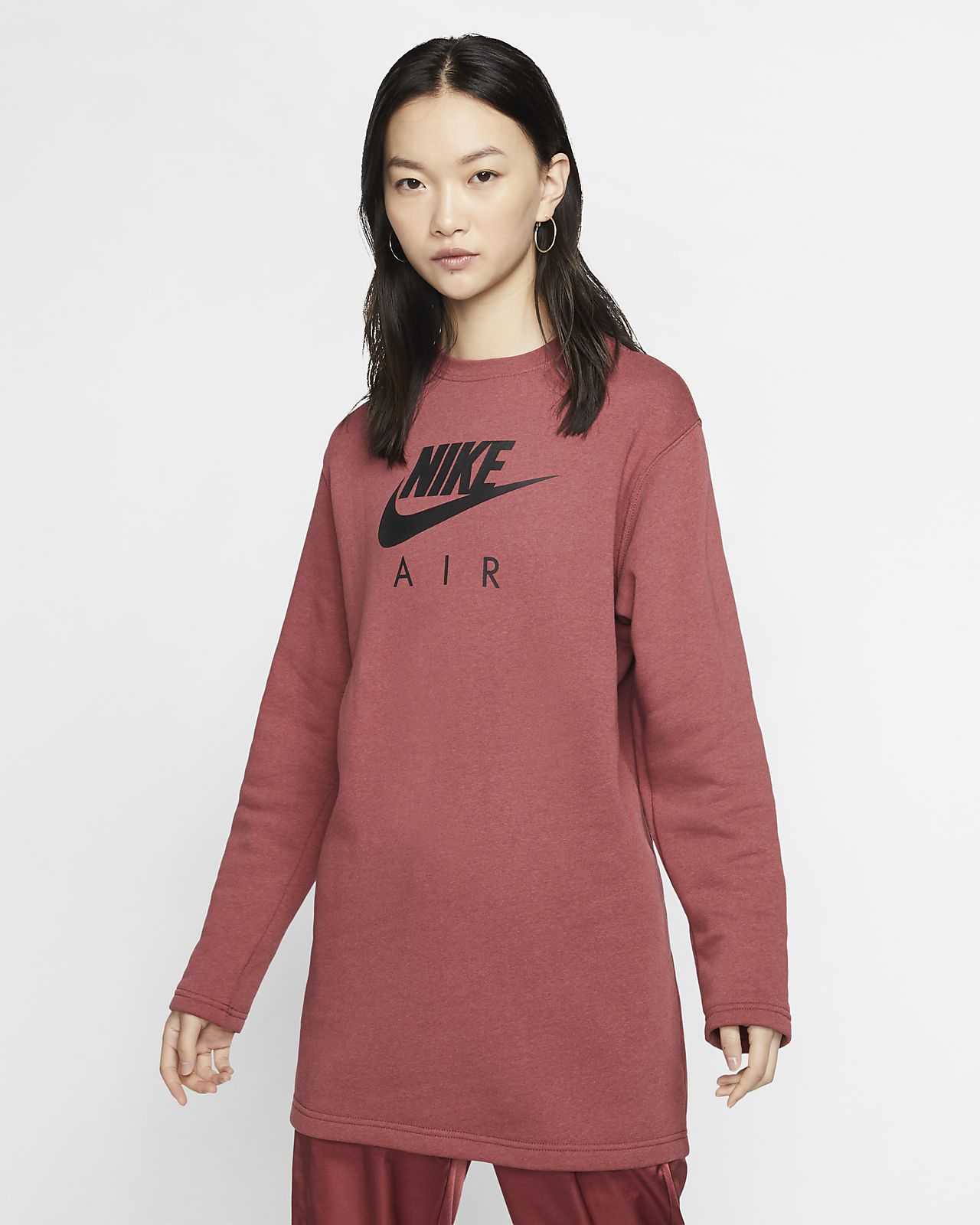 Damska sukienka z dzianiny Nike Air