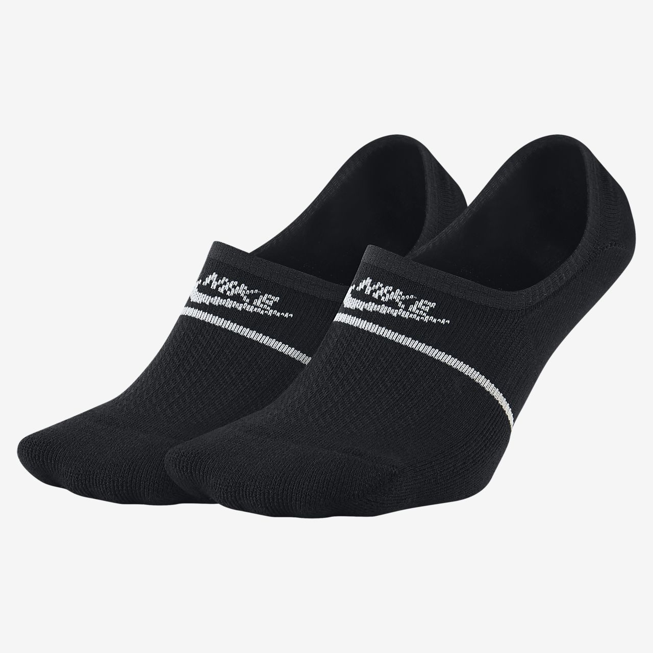 Calcetines invisibles Nike SNKR Sox Essential (2 pares)