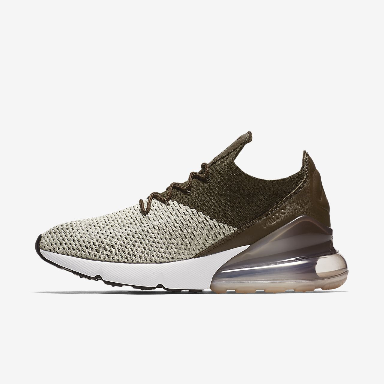 big sale 43251 c4f09 clearance chaussure nike air max 270 flyknit pour homme f3b01 86b14