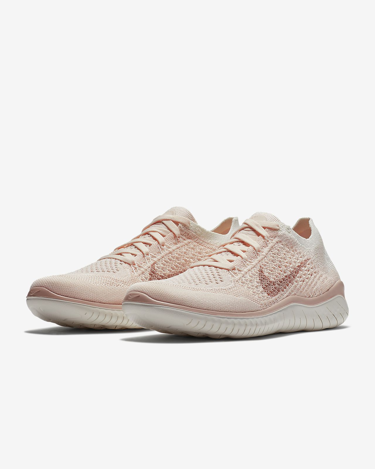 d498f0a573410 ... shoe women 3923e 30c96  best price nike performancefree rn flyknit 2018  trainers guava ice particle beige sail faa94 31774
