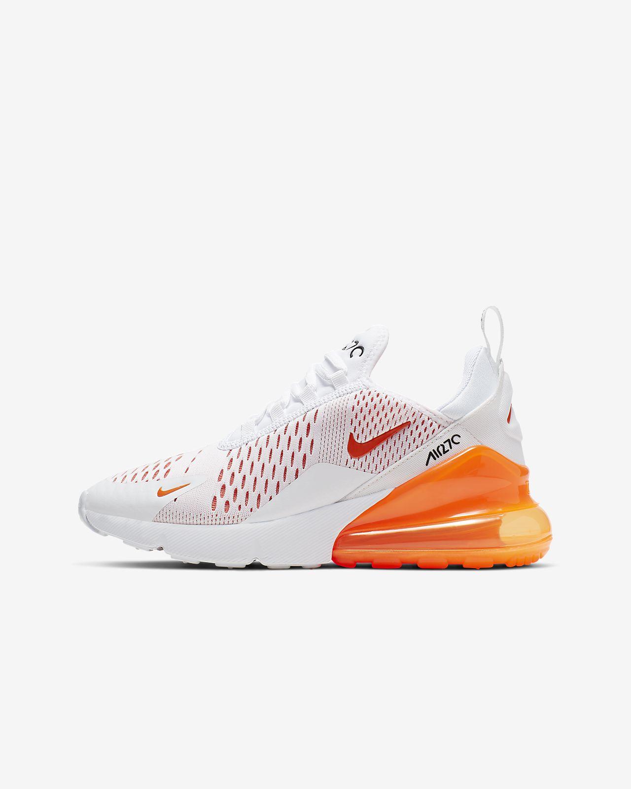 Кроссовки для школьников Nike Air Max 270