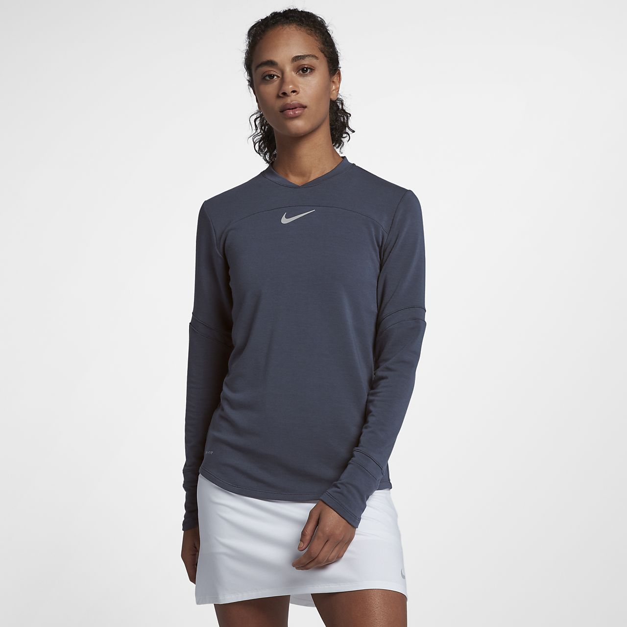 Nike Dry Women's Long-Sleeve Golf Top