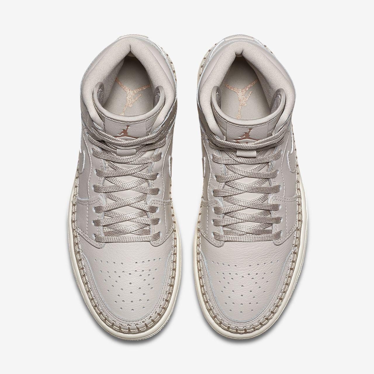 new style ed574 b8538 ... Chaussure Nike Air Jordan 1 Retro High Premium pour Femme